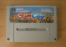 SIM CITY (NTSC-JAP) - SUPER FAMICOM SFC