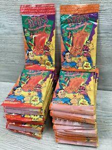 35 Packs of Fizzies Instant Sparkling Drink Tablets Ooz'n Orange & Chug'n Cherry