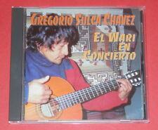 Gregorio Sulca Chavez - El wari en converto -- CD / World
