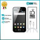 Brand New Samsung Galaxy Ace Gt-5830i-black-3g-unlocked Mobile Phone