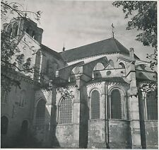 VEZELAY c. 1900-20 -  La Basilique Ste Marie de la Madeleine  L'Yonne DIV 7225