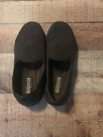 Skechers brown memory form fit loafer size 7
