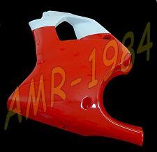 CARENA ANTERIORE SX APRILIA RS 50 REP. DEL 1993 COLORE BIANCO ROSSO AP8231628