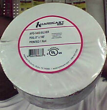 "HVAC: Hardcast AFG-1402 Rolled Mastic Duct Sealant Tape 3""x100' Topmost Quality"