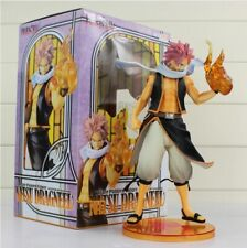 Fairy Tail 9'' Natsu Action Figure PVC Dolls Model Toy Gift Anime Collectable