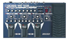 Boss ME-50B Bass Multiple Effects Stompbox Guitar Pedal with COSM ME50B New