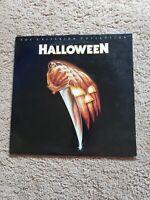 Halloween criterion collection.   laserdisc