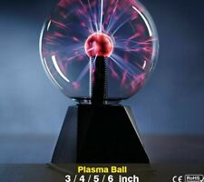 Magic Plasma Ball Retro Light Box Party Lamp Lightning Kids Christmas Lamps Home