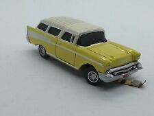 Car System 1957 Chevy Nomad HO 1/87 for Faller Roads / Streets - Yellow