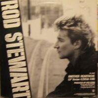 """Rod Stewart Another Heartache 2 mixes  US Dj 12"""""""