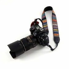 Belt Strap Panasonic Sony DSLR Vintage Camera Canon Nikon Shoulder Neck For SLR