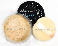 Mineral Make up Foundation Loose Face Powder Natural Sheer Finish #10 Honey 397J