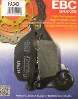EBC FA343 Rear Brake Pads Honda For CBR125 XL125 Varadero