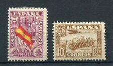 España - Correo- Año: 1936 - numero 00812/13 - * Junta Defensa Bonito