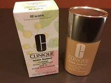 Clinique Even Better Makeup spf 15- (02) Fair  *Full Size* 1 oz/30 ml