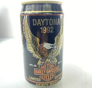 Harley Davidson Daytona 1992 Beer Can Vintage