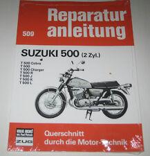 Reparaturanleitung Suzuki T 500 / Cobra / Charger / R / J / K / L