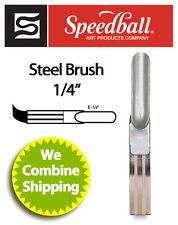 "Speedball Art Calligraphy Flat Edged Pen Steel Brush 1/4"""" 3081"