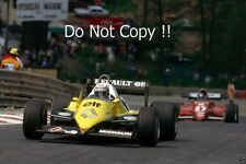 Alain Prost Renault RE40 South African Grand Prix 1983 Photograph