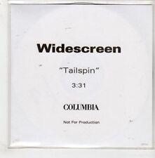 (GQ675) Widescreen, Tailspin - DJ CD