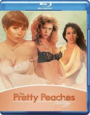 The Pretty Peaches Trilogy 2 Disc Blu-ray Set NEW Free Shipping