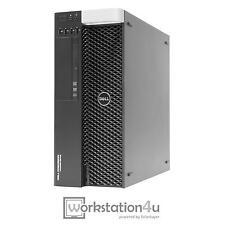 Dell Precision T5810 Workstation Xeon 1620v3 Ram 16GB FirePro V7900 SSD256GB W10