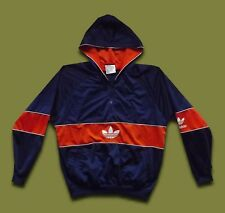 Adidas Retro Trefoil Original Turquoise Blue Tracksuit Top D5 Chest 48inch Clothes, Shoes & Accessories Men's Clothing