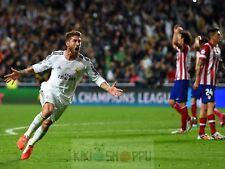 Poster A3 Sergio Ramos Real Madrid Futbol 10