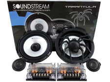 "Soundstream Arachnid SC-6T 6.5"" 2 Way Component Car Speaker System"
