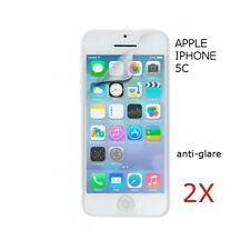 3X FILM PROTECTION ECRAN ANTI REFLET GLARE IPHONE 5C SCREEN PROTECTOR MATE MAT
