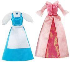 Disney Princesse Poupée Outfit-Belle Beauty & the Beast Dress-bracelet pour vous