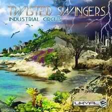 Twisted Swingers-Industrial Circus CD NUOVO