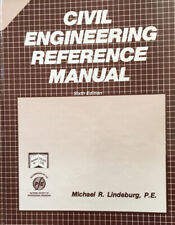 Civil Engineering Reference Manual by Lindeburg, Michael R.6th Edition
