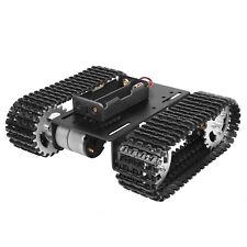 Robot Tank Chassis Track Arduino Raspberry DIY STEM