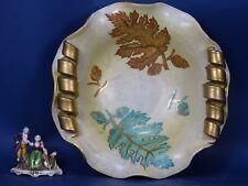 VASO ceramica CIMA PERUGIA C.I.M.A. maiolica centrotavola DERUTA FAENZA CASTELLI