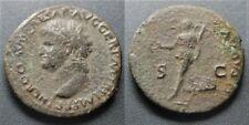 Dupondius de Néron, la Victoire