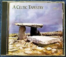 A Celtic Tapestry, Vol. 2 by Various Artists (CD, Feb-1997, Shanachie Records)