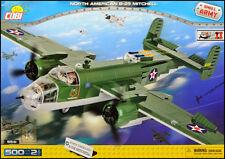COBI North American B-25 Mitchell (5541) - 500 elem. - WWII US medium bomber