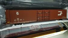 Tangent Scale Models Conrail Quality 86' Greenville auto Parts Boxcar Hi Cube...