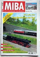 MIBA - Die Eisenbahn im Modell - Ausgabe 12 / 1996
