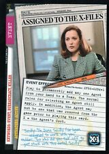 The X Files CCG   Premiere Edition 1996   Individual  Trading Cards Part 2
