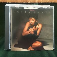 ANITA BAKER RAPTURE 1986 SOUL R&B CD