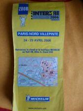 Cartes routières Michelin de collection