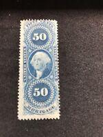 us stamps scott R59 No Cancel Very Bright Superb Specimin
