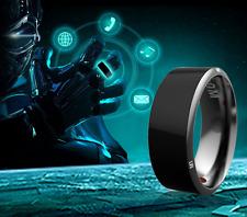 JAKCOM R3 NFC Technology Magic Smart Ring Black for Android IOS Windows Phone