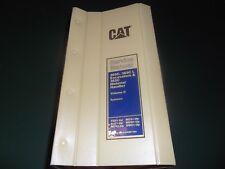 CAT CATERPILLAR 365C L EXCAVATOR MATERIAL HANDLER SERVICE SHOP REPAIR MANUAL V2