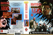 Brothers In Arms - Todd Allen  - Used Video Sleeve/Cover #16294
