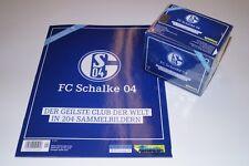 FC Schalke 04 Eurofighter-album + display 50 cartocci nessun PANINI Just stick it