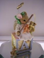 Priscilla's MOUSE TALES Angels We Have Heard ... * NIB *FREE USA SHIPPING