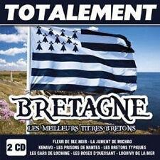 456 // TOTALEMENT BRETAGNE - COMPILATION COFFRET 2 CD 36 TITRES